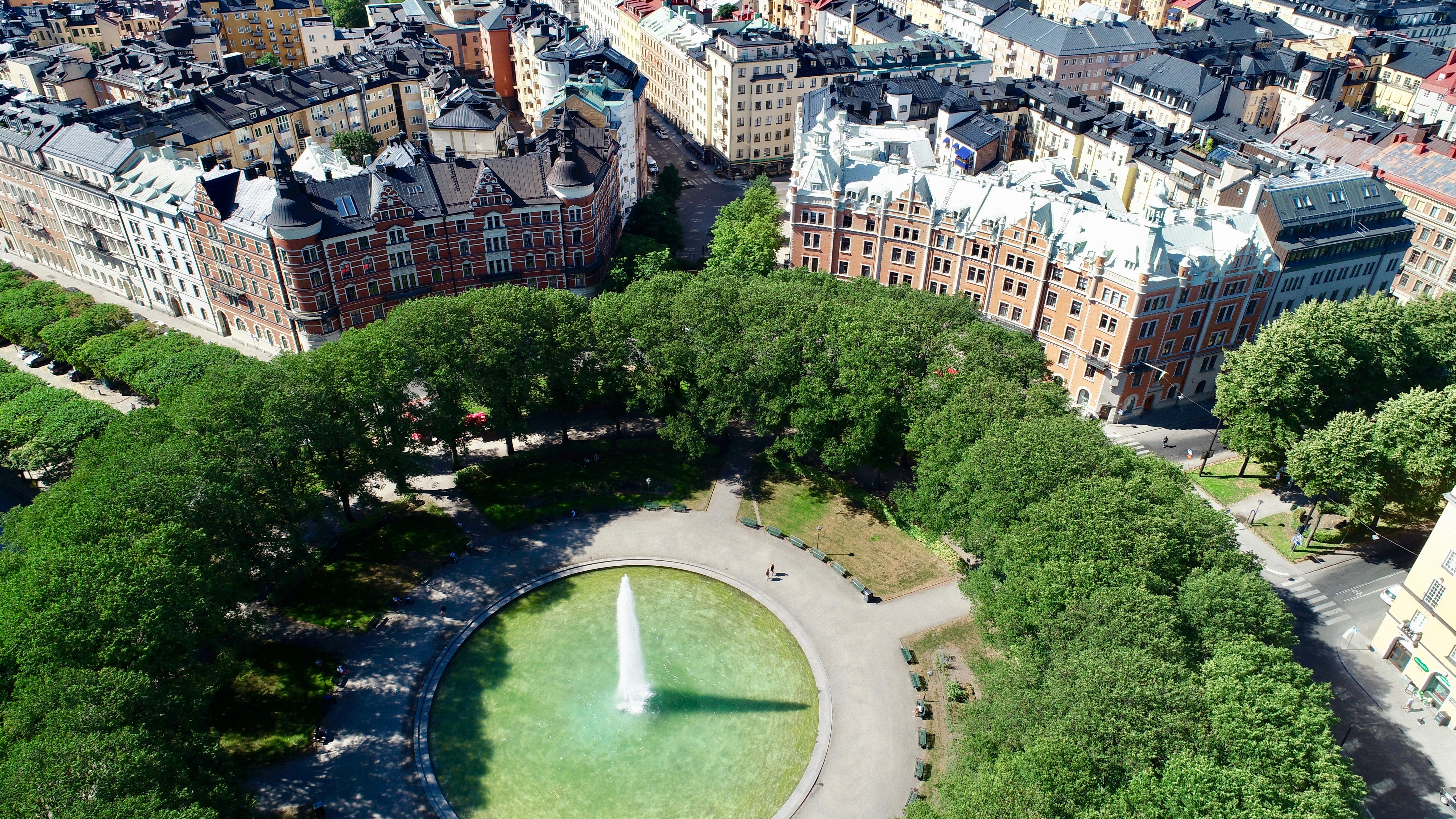 Karlaplan, Östermalm, Stockholm - @karlaplan - karlaplan.com