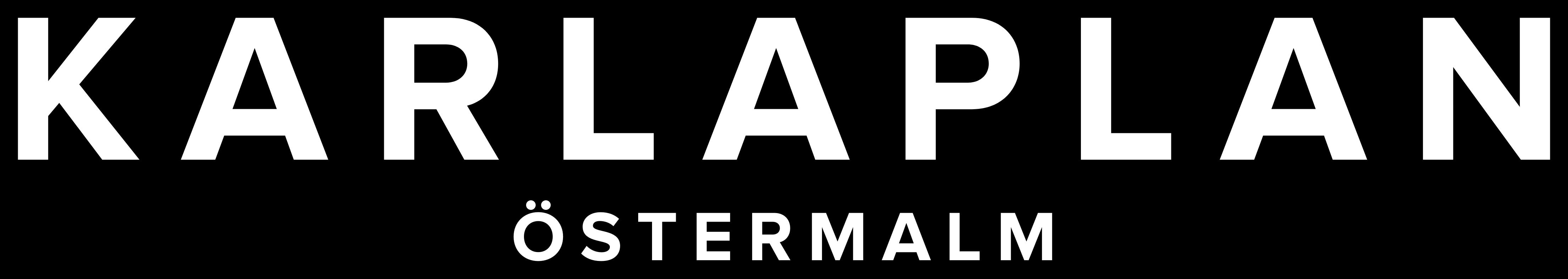 Logo Karlaplan - Östermalm - @karlaplan - karlaplan.com