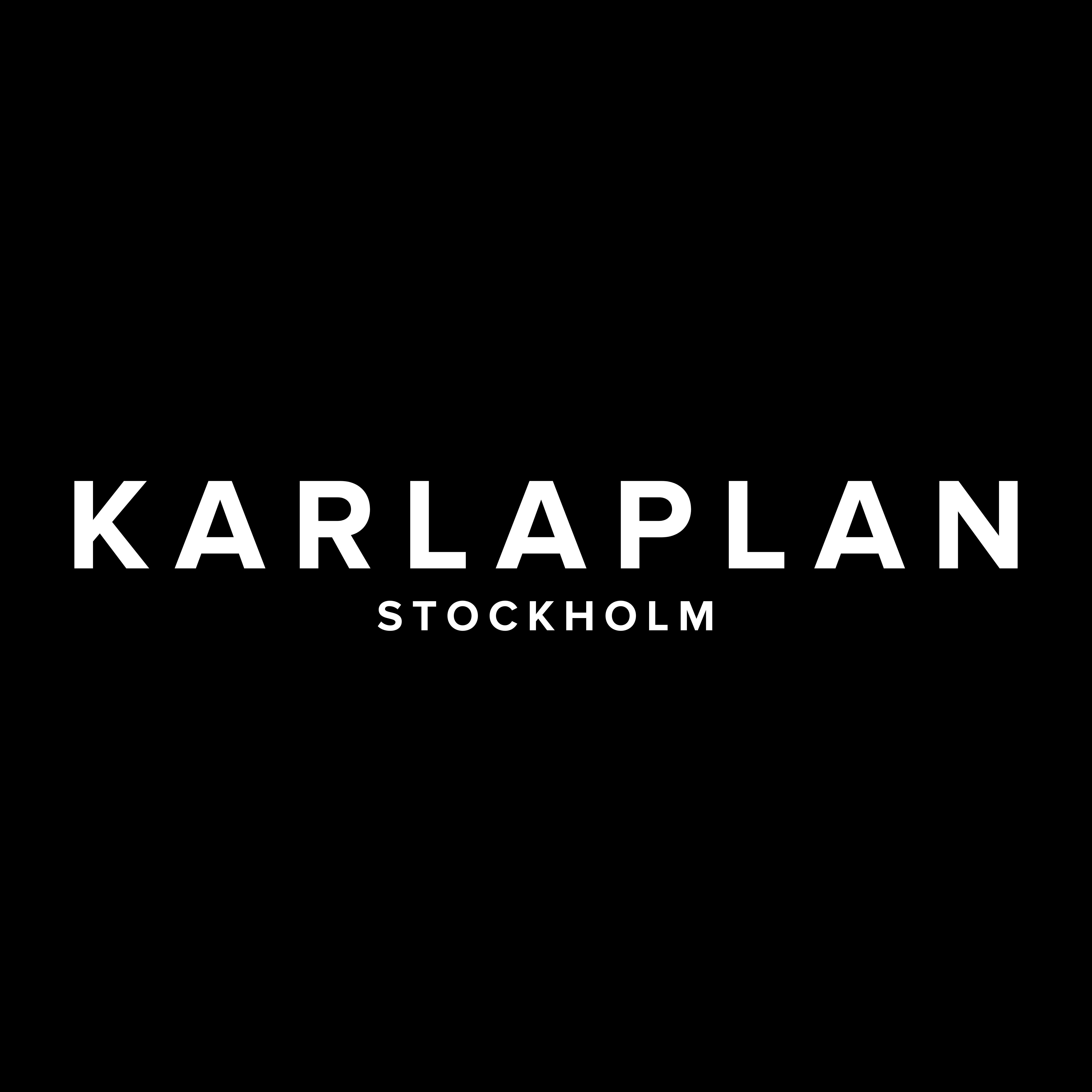 Logo Karlaplan - Stockholm - @karlaplan - karlaplan.com