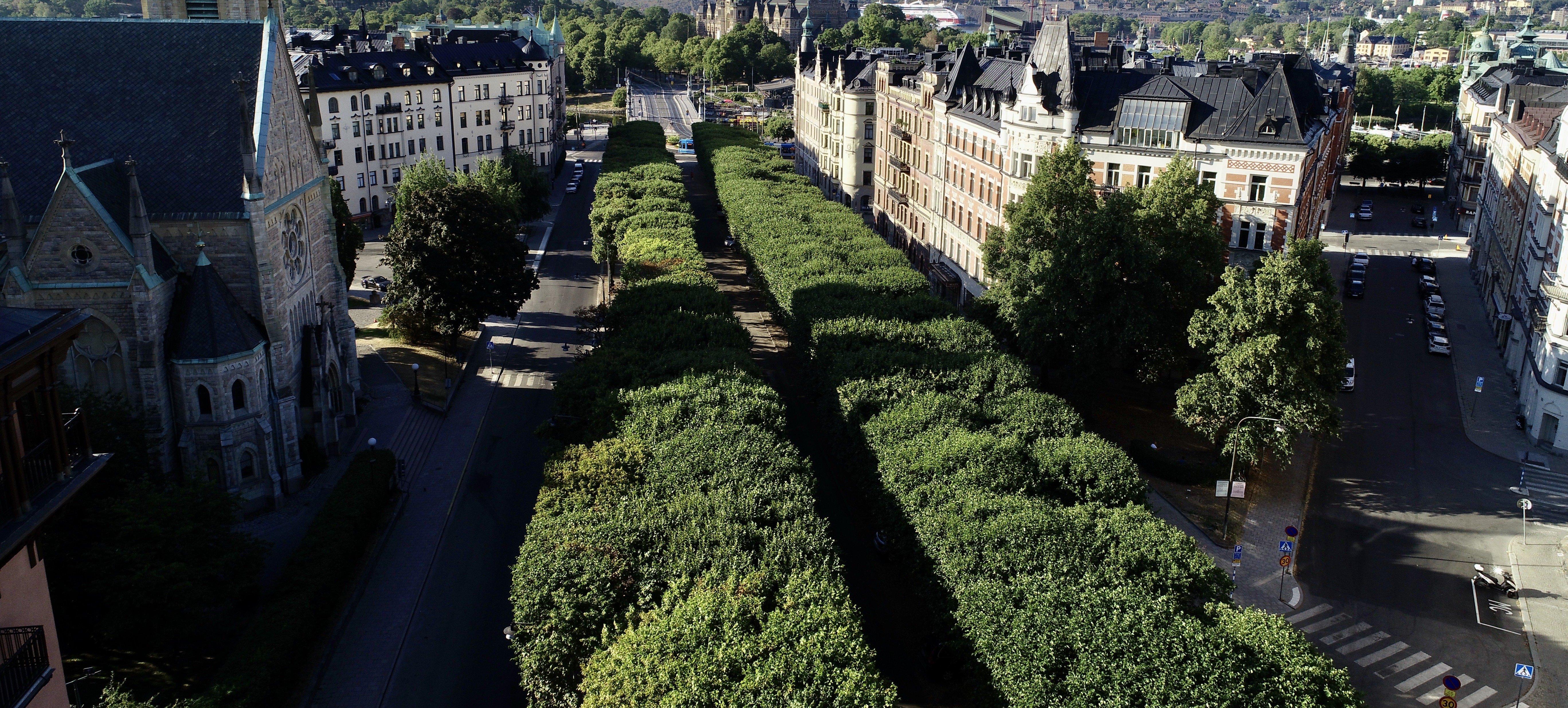 Narvavägen, Stockholm - @karlaplan - karlaplan.com