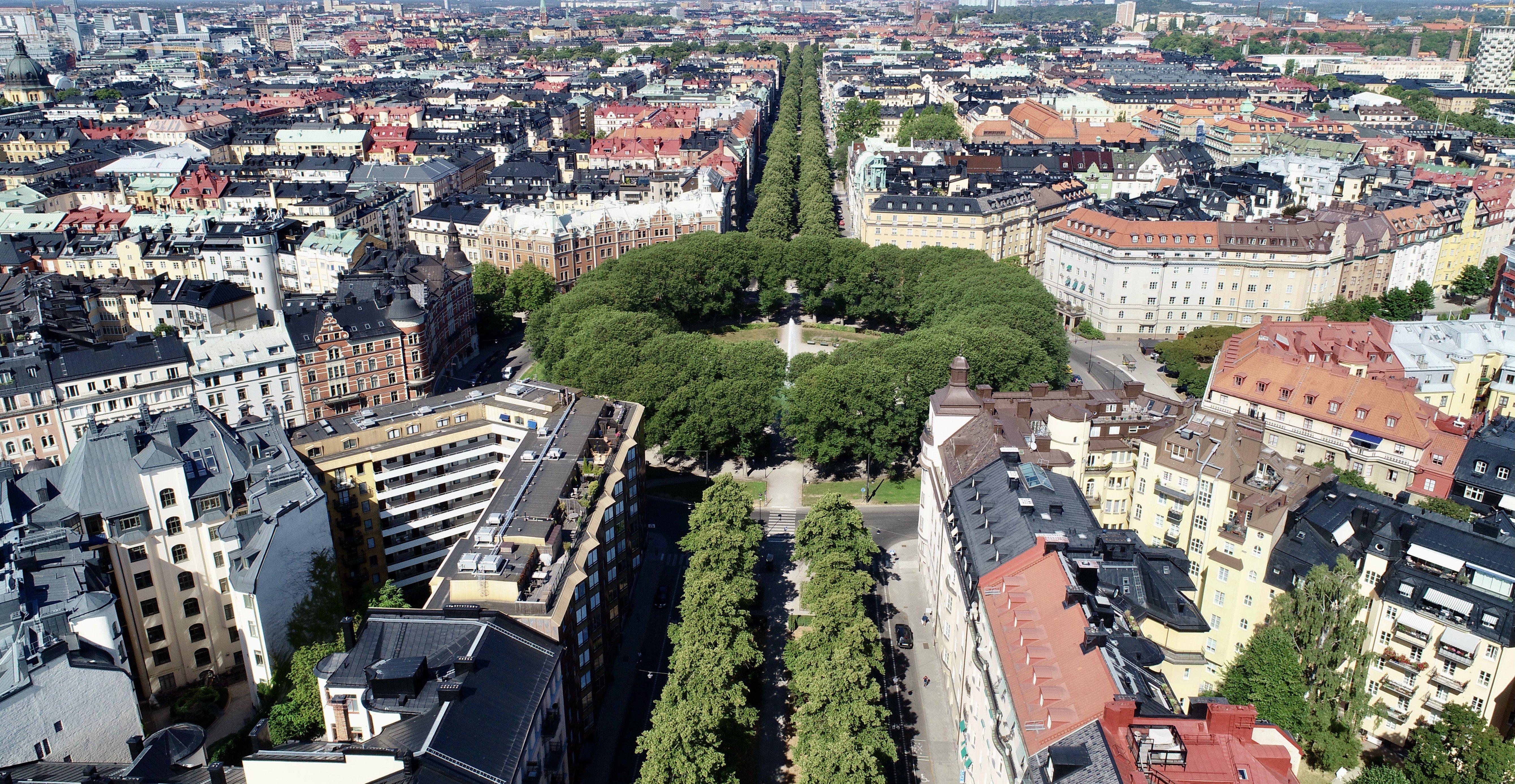 Karlaplan / Karlavägen, Östermalm, Stockholm - @karlaplan - karlaplan.com