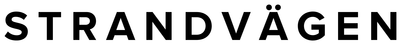 Logo Strandvägen - @strandvagen - strandvagen.com