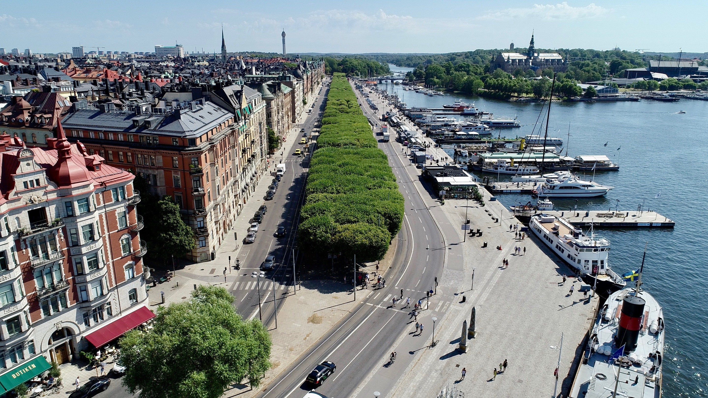 Strandvägen, Stockholm - @strandvagen - strandvagen.com